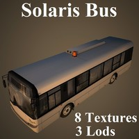 3d max solaris bus