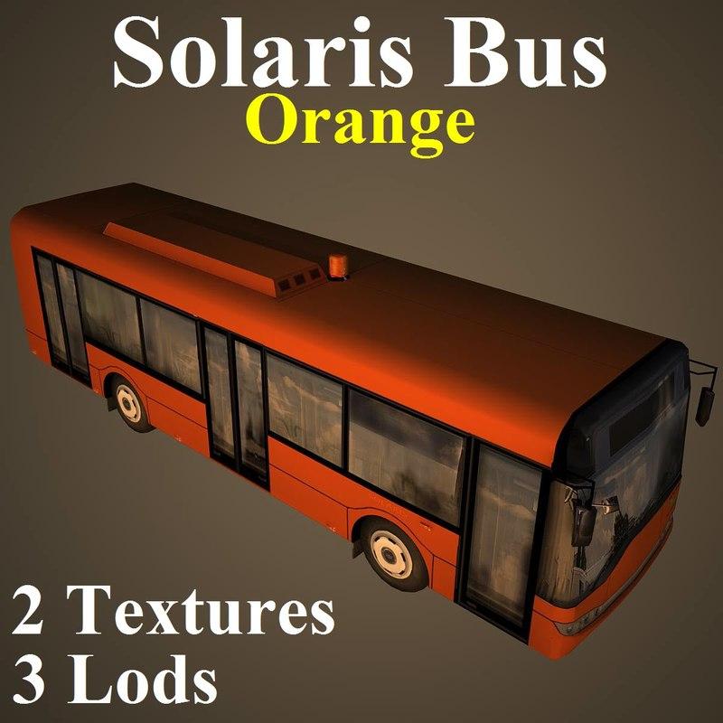 3d solaris bus ora
