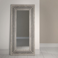 3d max antique moroccan mirror vintage