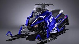 3d yamaha sidewinder r-tx model
