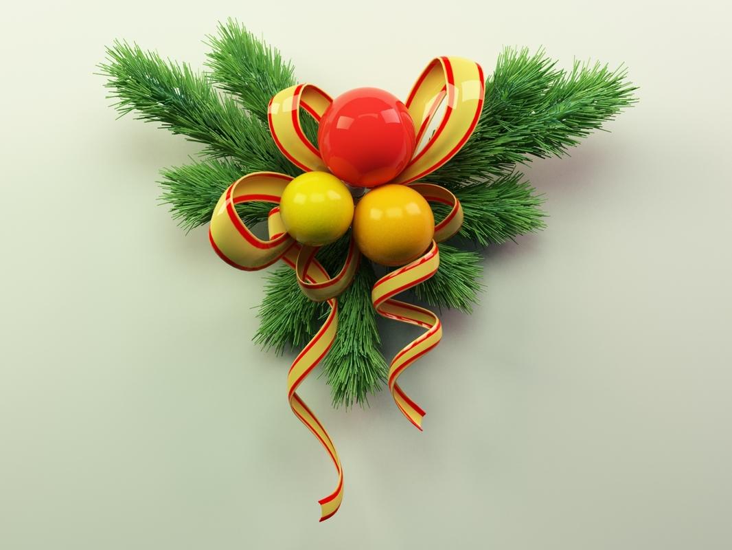 max christmas wreath