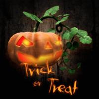 halloween pumpkin 3d x