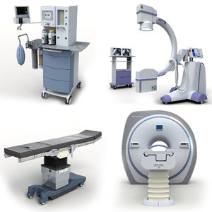 medical equipment pack max