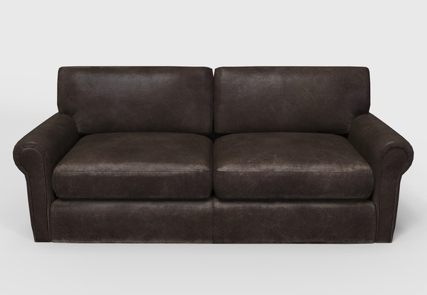 x leather sofa
