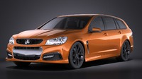3d 2014 wagon holden