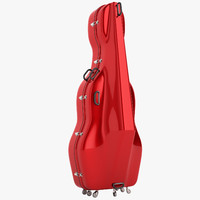 mammoth double bass 3d model