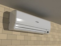 AC Split Indoor Unit