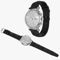 realistic iwc portofino chronograph max