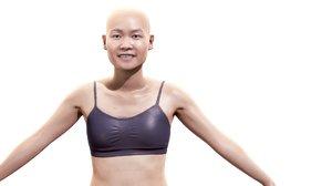 character human - scans 3d model