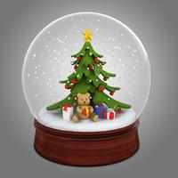 SnowGlobe Christmas
