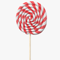lollipop 2 3d max
