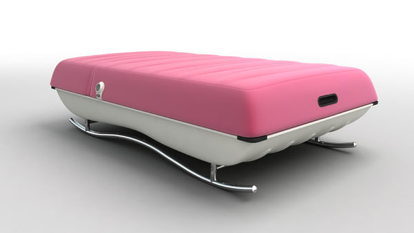 3d modern teen bed sofa