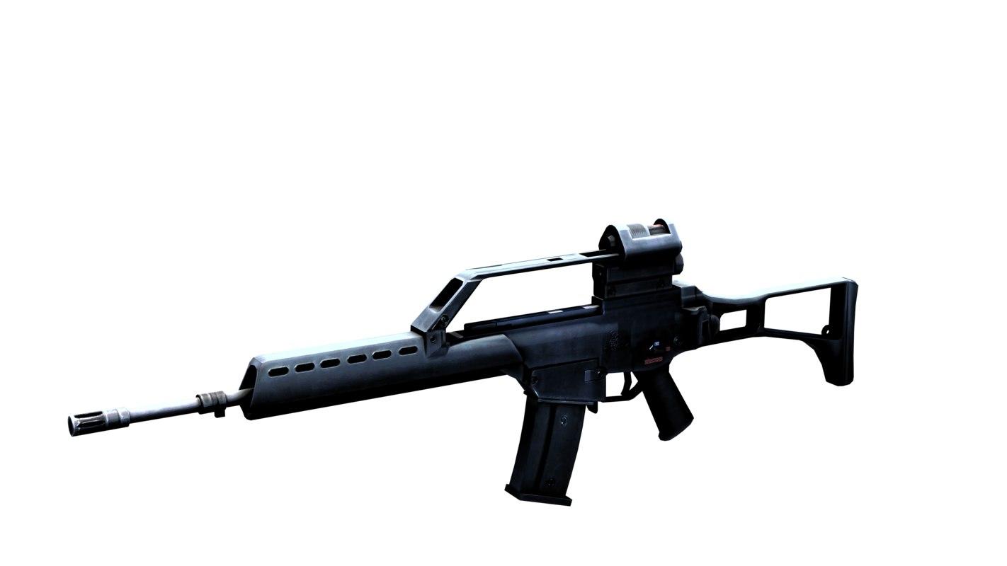 assault g36 heckler 3ds