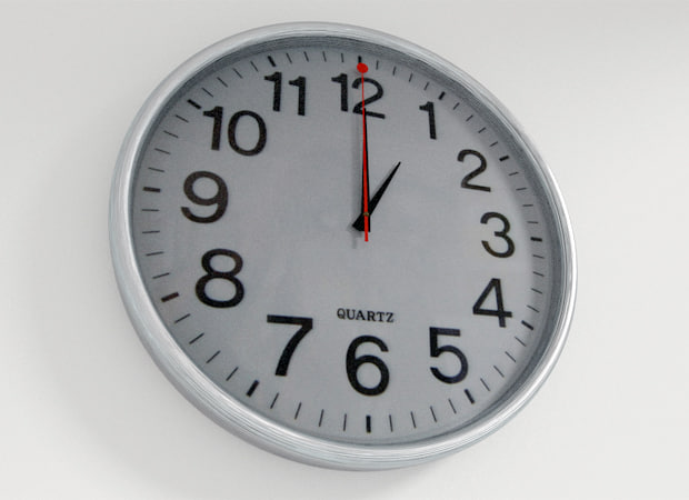 3d model quartz wall clock