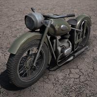 x ural m-63 motorbike
