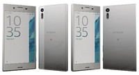 3d model sony xperia xz platinum