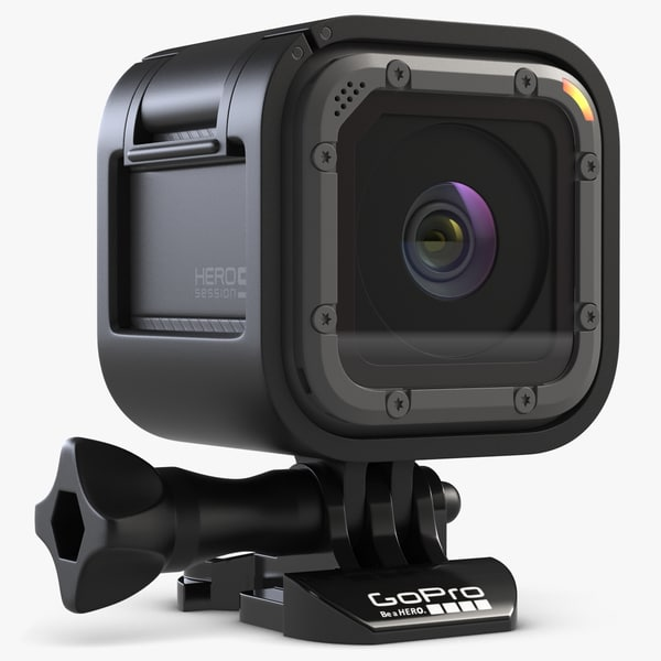 gopro hero 5 session 3d 3ds