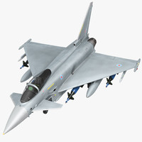Fighter Eurofighter Typhoon
