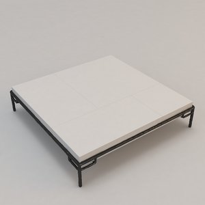 kalae coffee table christian 3d max