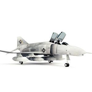3d f4 phantom model