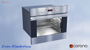 3d oven electrolux corona