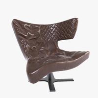 Roxy Arketipo armchair