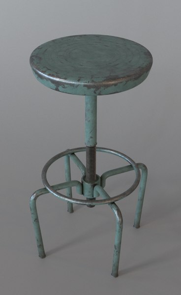 old stool green max