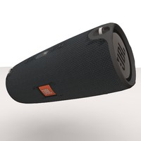 JBL Xtreme Black Bluetooth Portable Speaker