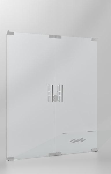 glass door lwo