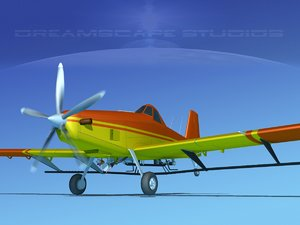 3d propellers air tractor at-802