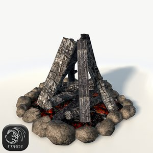 3d bonfire ready games