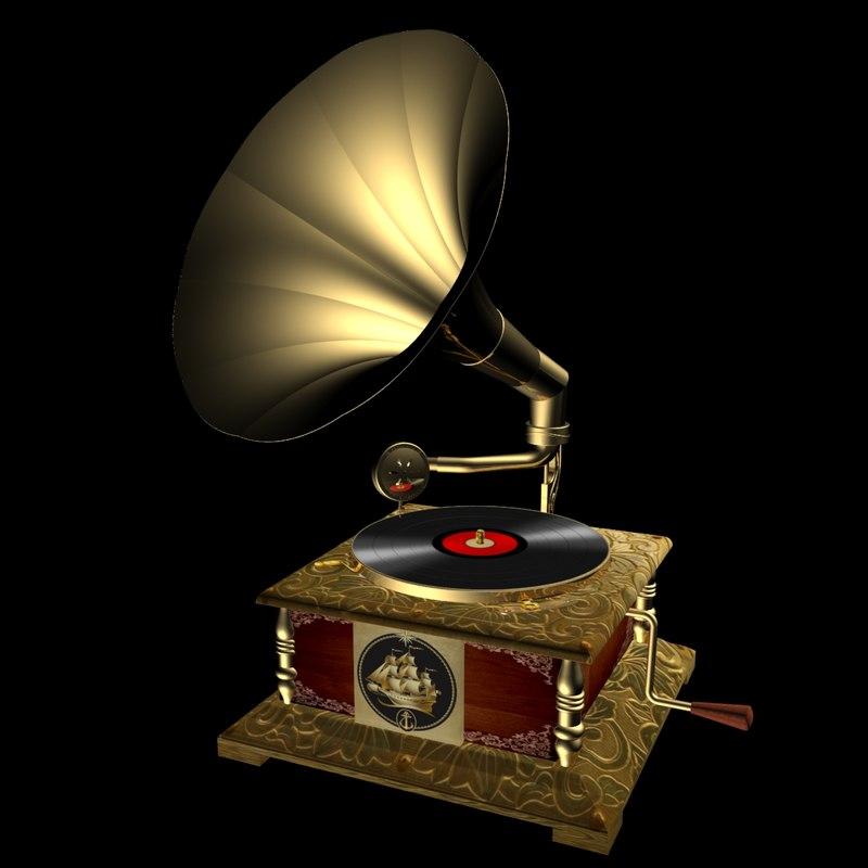 max gramophone