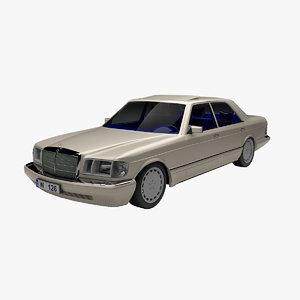 max 1981 mercedes-benz s-class