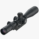optical scope 3D models