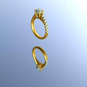 3d model designer jewelry
