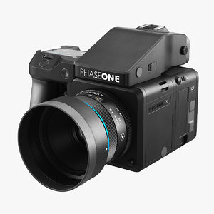 3d phase xf 100mp model