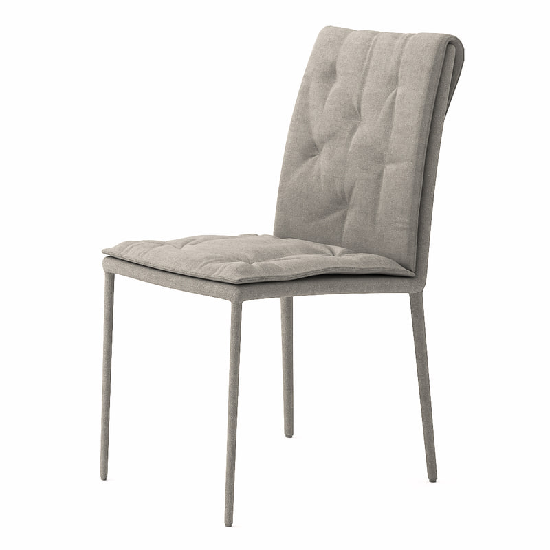 3d model chair domitalia