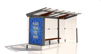 3ds mmcite regio 310b bus shelter