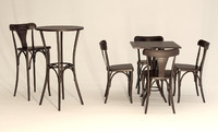 Thonarth Pack - Tables and chairs
