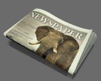 c4d news paper