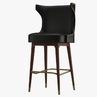 3d bar stool 04