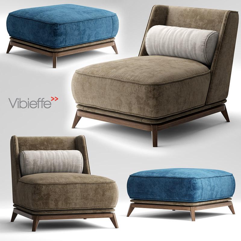 max vibieffe opera chair