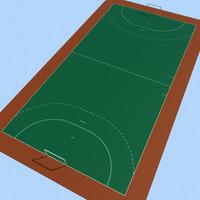handball court max