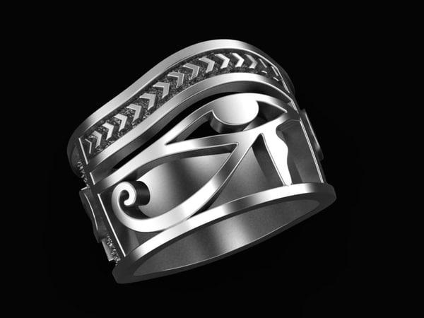 ring eye horus 3ds