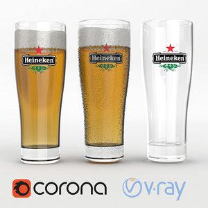 3d 3ds beer renders corona