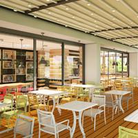 Cafe Interior 11