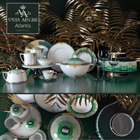 Cookware Set EMERALD factory Vista Alegre