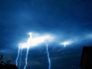 3d lightning cloud pflow model