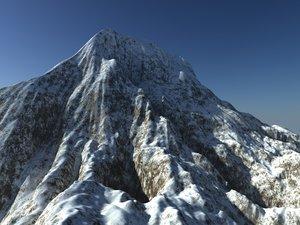 max weathered mountain
