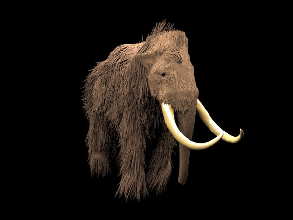 woolly mammoth max